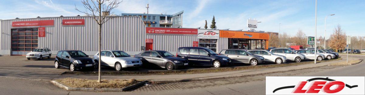 Autowerkstatt Konstanz – Karosseriebau Leo KFZ Werkstatt